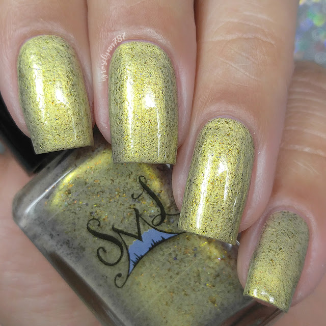 Smokey Mountain Lacquers - Eternal City