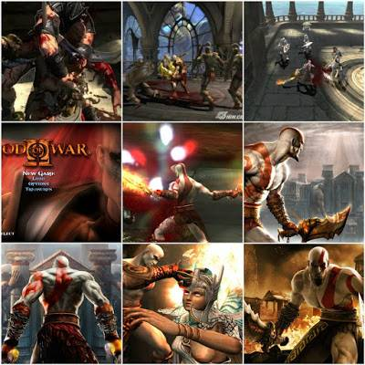 God Of War 2 Download Free Highly Compressed Games in 188 MB