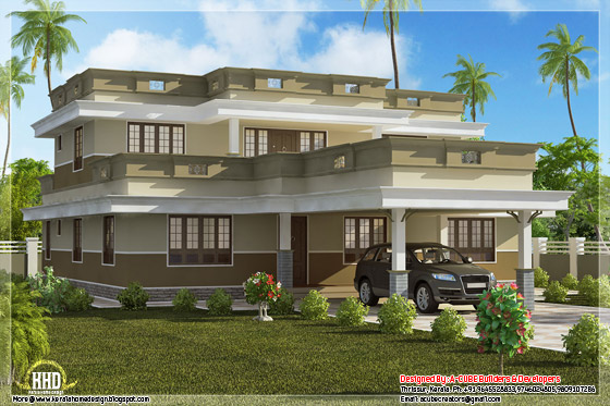 Roof Railing Design House India The Expert