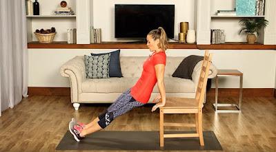 fazer exercicios em casa