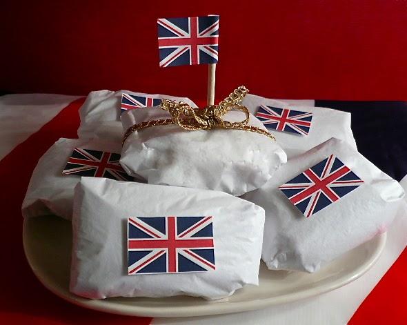 Individually Wrapped Sponge Cake