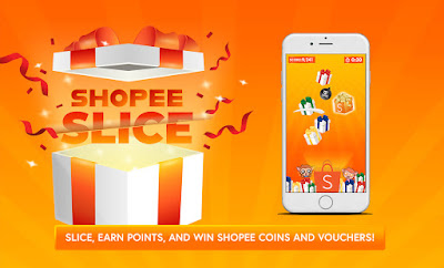 Shopee Launches Newest In-App Game, Shopee Slice,  In Line with Mega Orange Day