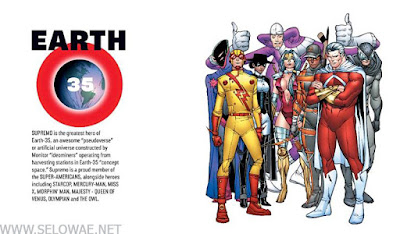 earth 35 dc