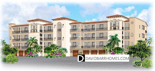 Rendering of Che Vista Condominiums on Venice Island