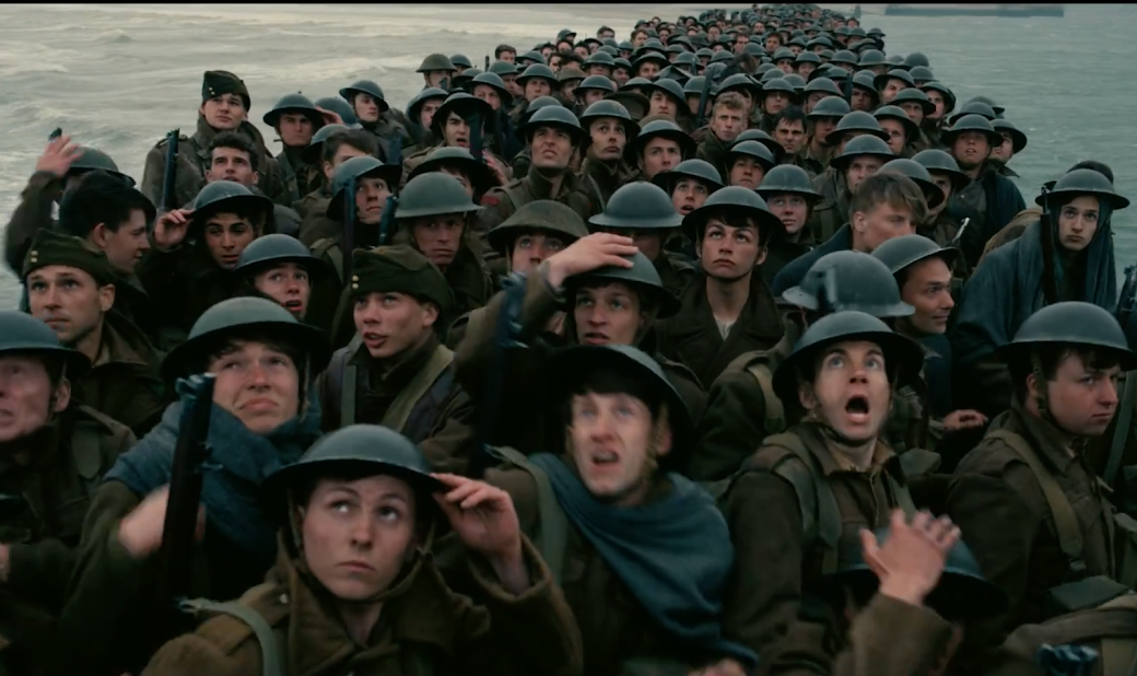 Dunkirk | Confira o trailer do épico de guerra digirido por Christopher Nolan