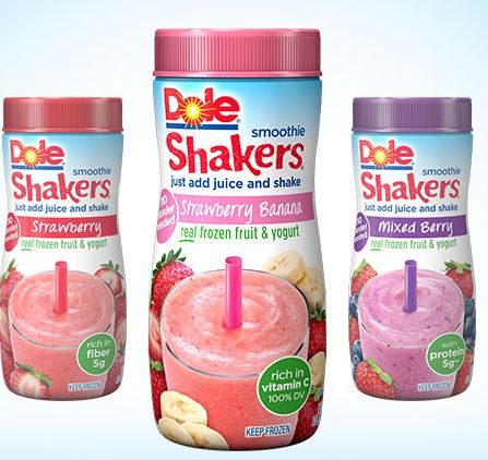 Free Dole Smoothie Shakers Giveaway 400 Winners Grand Prize Trip
