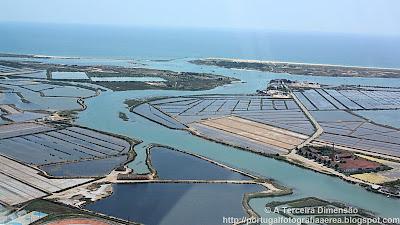 Ria Formosa - Barra de Tavira - Quatro Águas