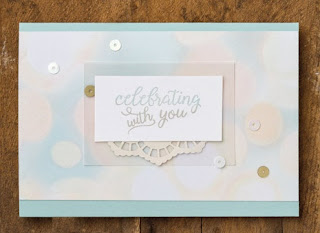 Stampin' Up! Falling for You Card ~ 2017 Occasions Catalog