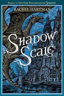 Fuelled By Fiction Fueled Book Blog Shadow Scale Rachel Hartman Young Adult Fantasy Dragon