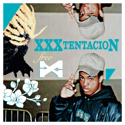 XXXTENTACION - Free X -  Album Download, Itunes Cover, Official Cover, Album CD Cover Art, Tracklist