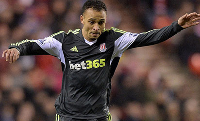 Odemwingie, a Nigerian international and a three-time winner of the Premier League player of the month grant