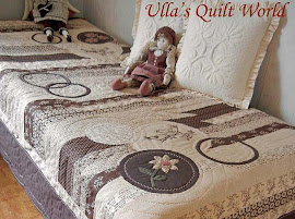 Ulla S Quilt World Quilting Basket Rabbit