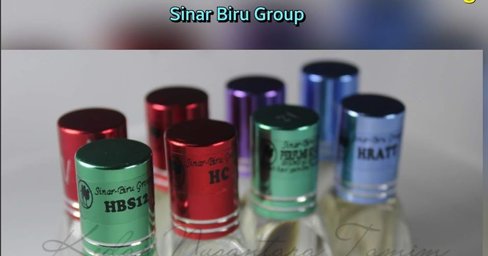 Perfume Rukyah: Perfume Sinar Biru