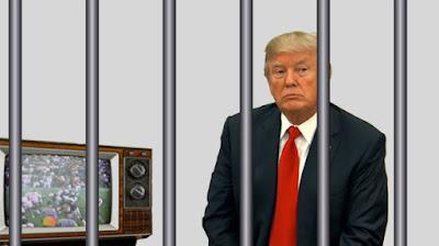 Д. Трамп: впереди тюрьма?
