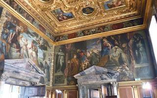 Palacio Ducal, Salla del Collegio.