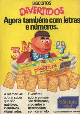 BISCOITOS DIVERTIDOS SÃO LUIZ