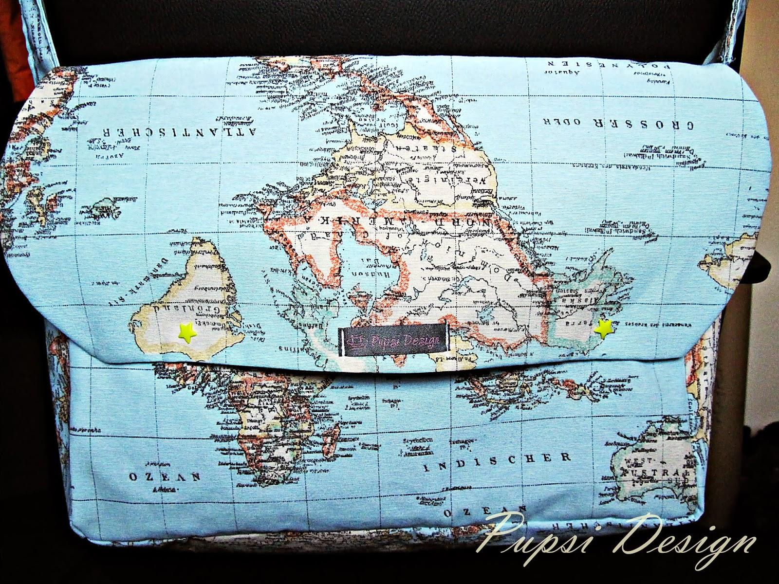 Miss Ellis Nahblog Die Landkarte