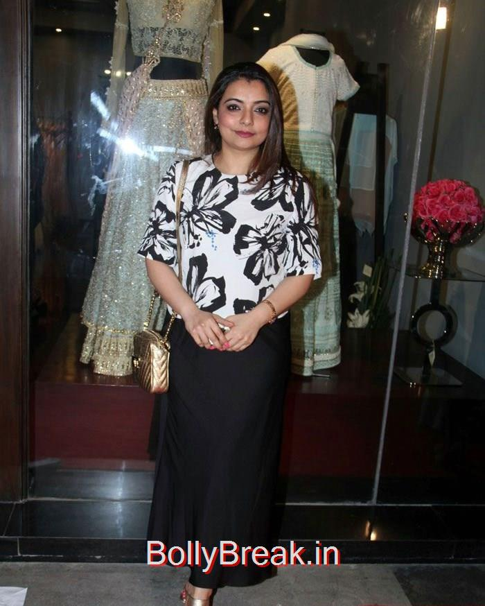 Vaibhavi Merchant, Celebs At Amy Billimoria's House of Design Store Launch