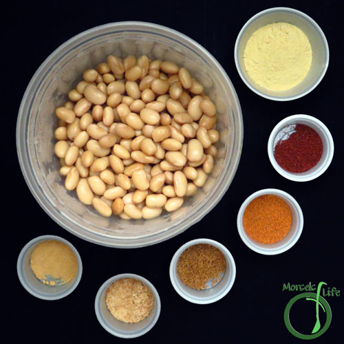 Morsels of Life - Soy Nuts Step 1 - Gather all materials.