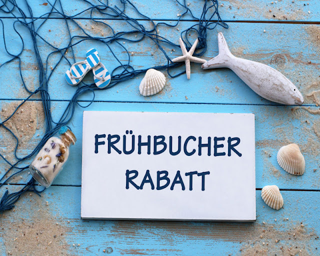 Frühbucherrabatt (C) Carmen 56 @Fotolia.com