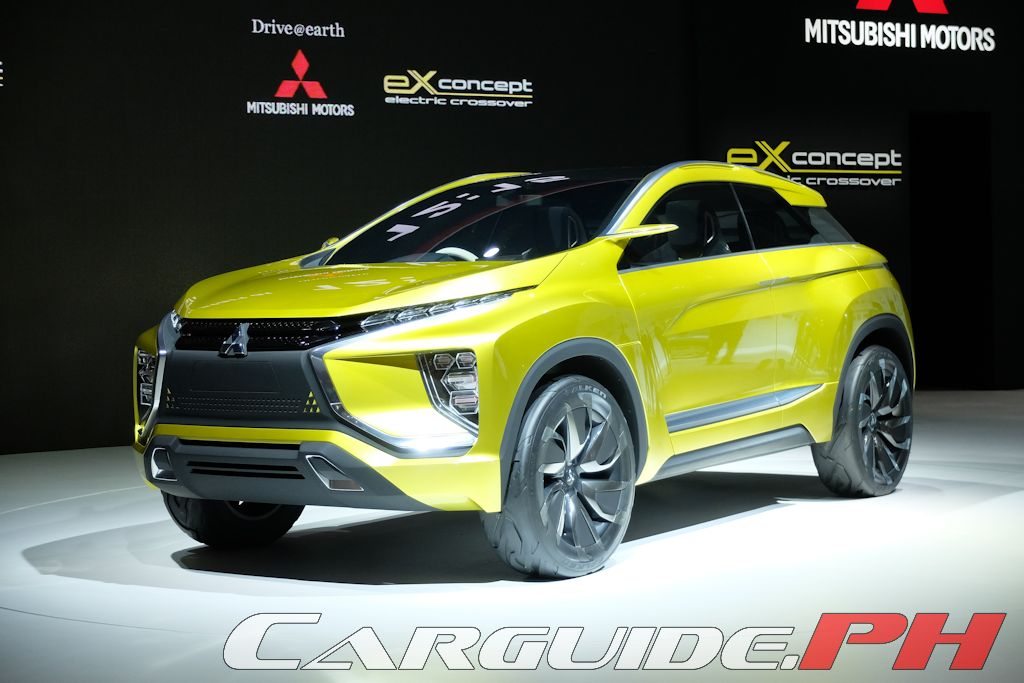 Tokyo Motor Show 2015 Mitsubishi Sees Potential In Electrification