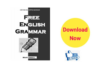 Free English Grammar Book PDF