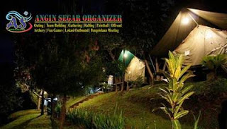 lokasi outbound dipuncak