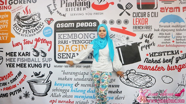 Hot Pindang Kitchen Tawar Menu Diet Berkhasiat