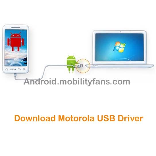 Download Motorola USB Driver