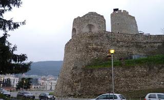 Gran Fortaleza de Skopje.