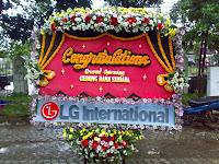 Bunga Ucapan Selamat Pelantikan Walikota Bandung