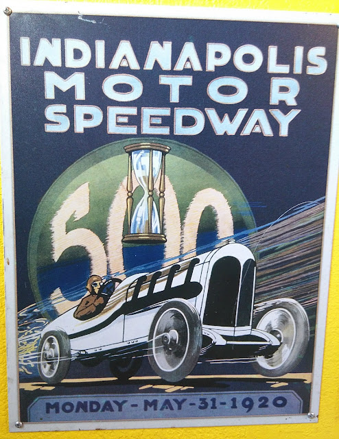Indianapolis Motor Speedway or IMS