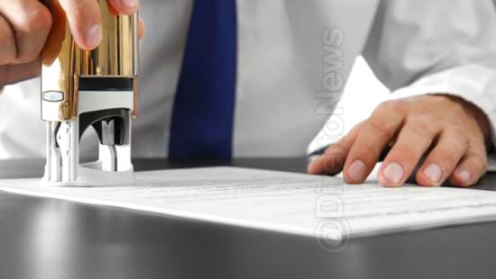 Advocacia passa a ter poder de autenticar cópias de documentos na Administração Pública estadual