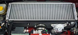 Problèmes de radiateur d'une voiture