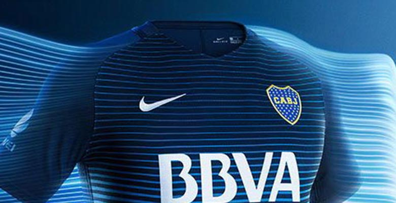 save off 34d11 6e524 Boca Juniors 2017 Third Kit Released - Footy Headlines