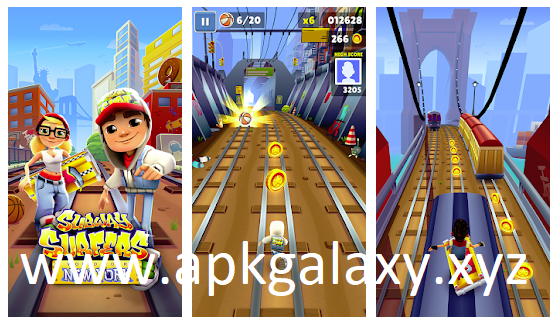 Subway Surfers Mod Apk Unlimited Money & Coins