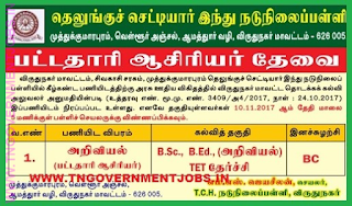 telugu-chettiar-hindu-middle-school-muthukumarapuram-virudhunagar-tamilnadu-bt-assistant-teacher-recruitment-notification-www-tngovernmentjobs-in