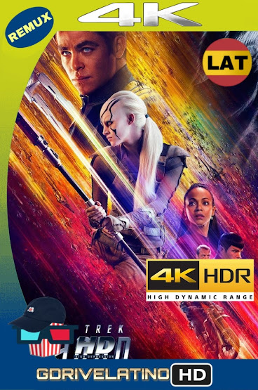 Star Trek: Sin Límites (2016) BDRemux 2160P 4K HDR Latino MKV