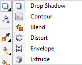 Drop Shadow Tool