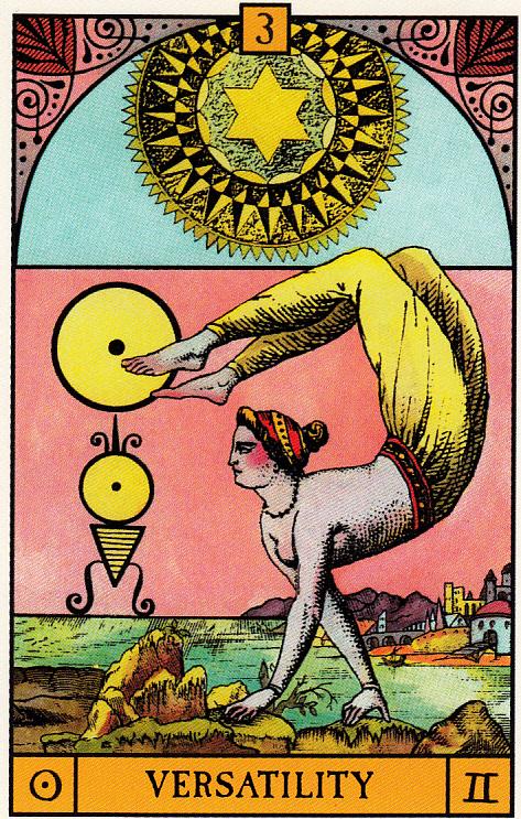 August 28 Tarot Card: The World (Goddess Deck) The