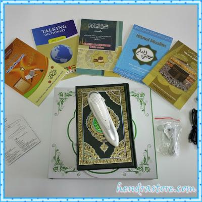 Jual Al Quran Read Pen Pq15 Murah - The Holy Read Pen Otomatis