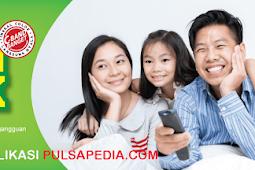 Harga Paket Topas TV Bulan Februari 2019