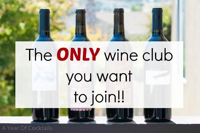 Club W, wine, wine club