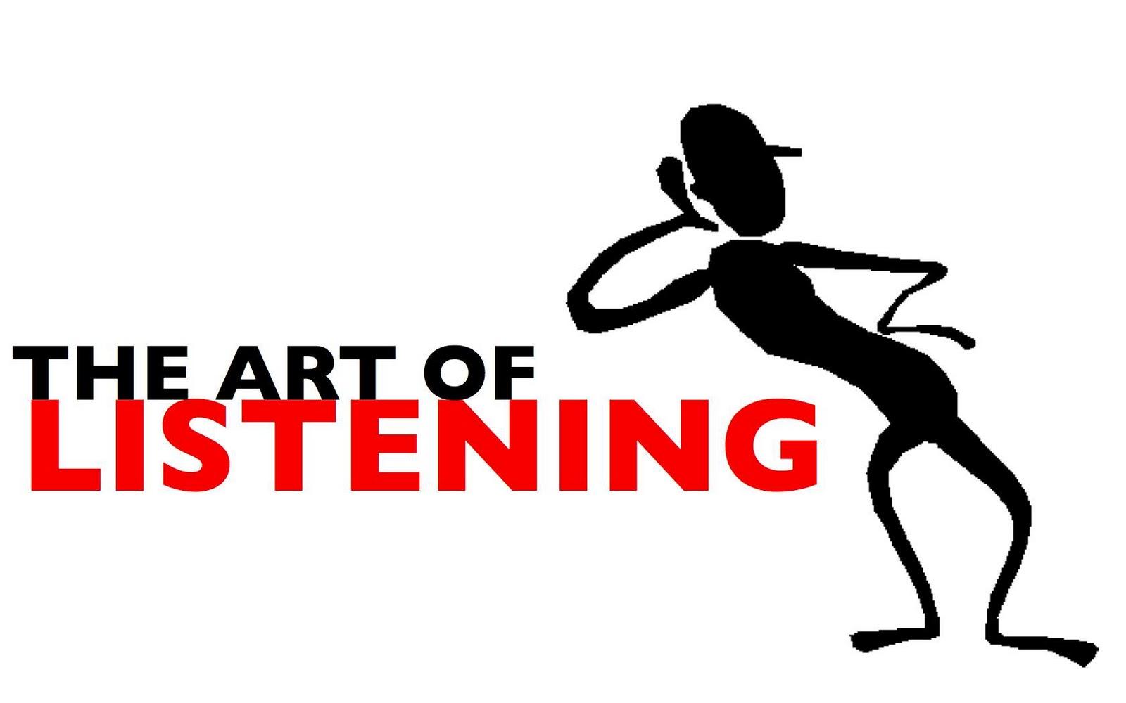 clipart good listener - photo #1