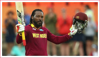 Chris Gayle will retire from ODI after the 2019 World Cup
