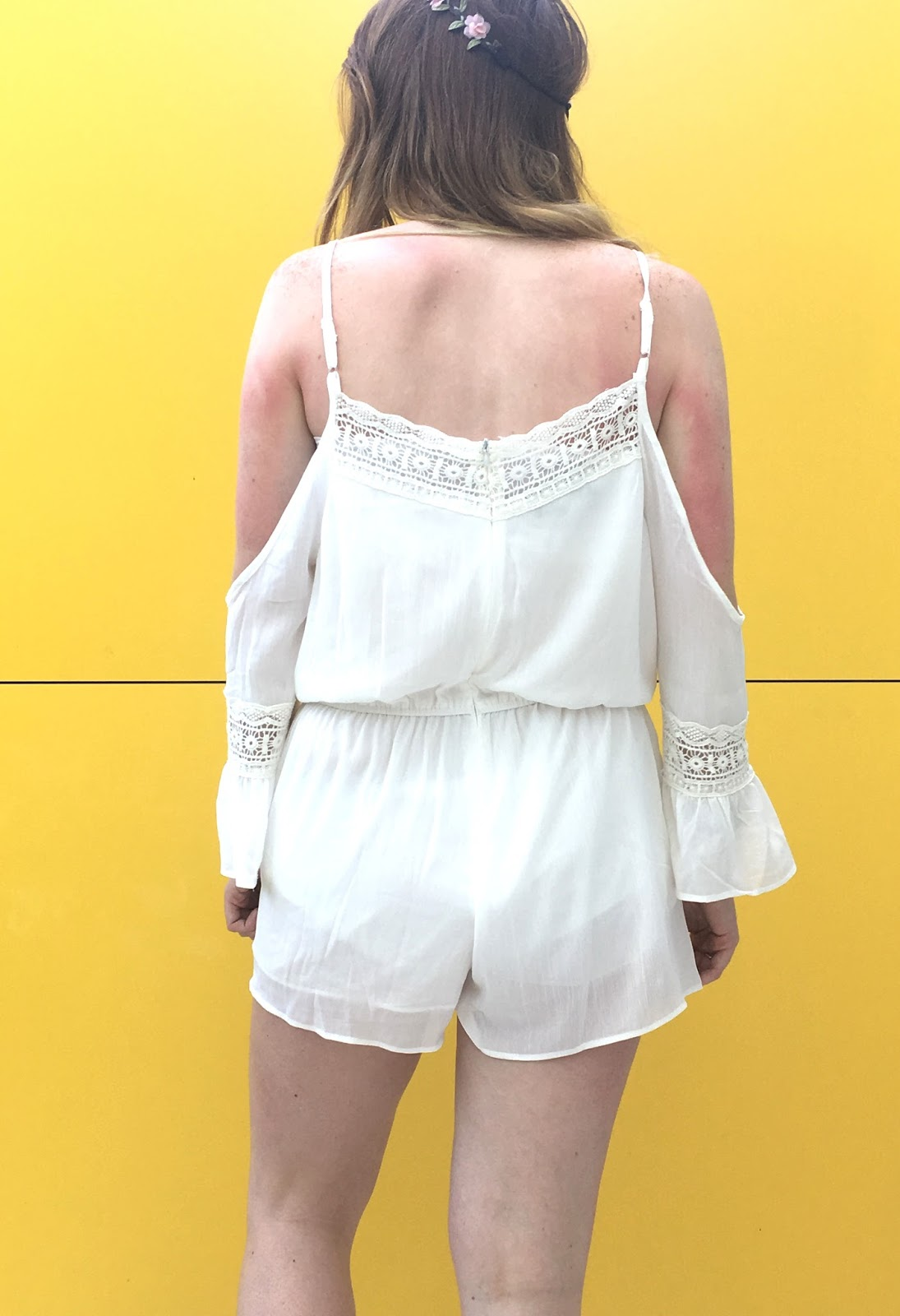Boutique of Molly Mila Playsuit