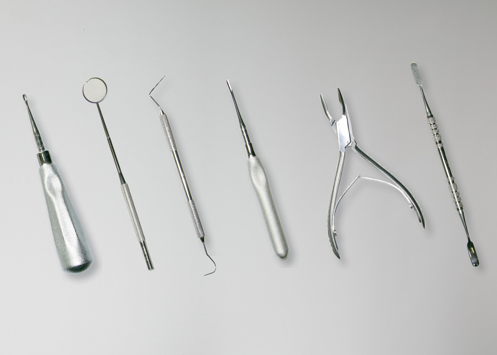 Inspecting surgical instruments: an illustrated guide.