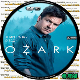 GALLETA 1 [SERIE TV] OZARK - TEMPORADA 2 - [2018] [COVER DVD]
