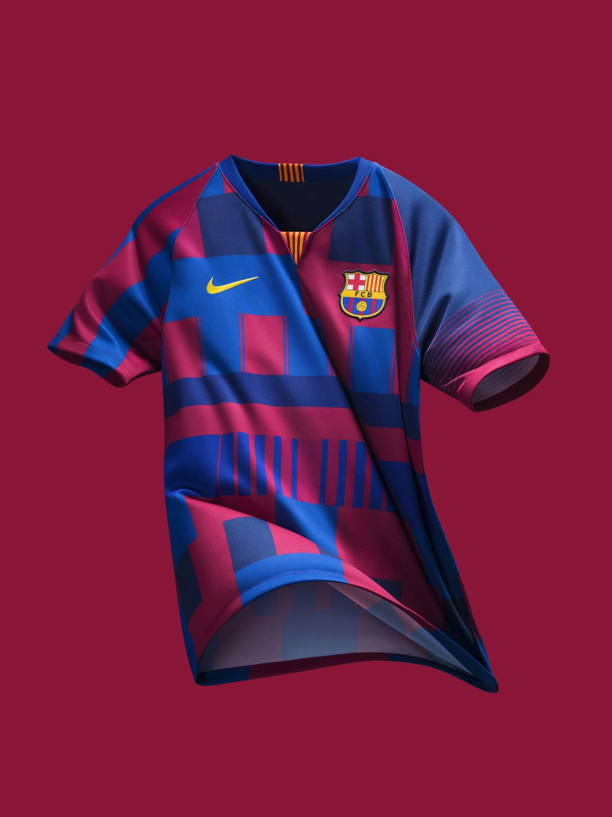 d1067765c More Coming - Here Are All Nike Mash-Up Kits Created So Far - Footy ...