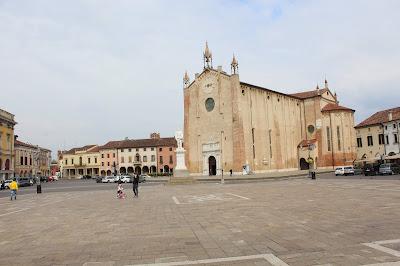 Duomo di Montagnana e la meridiana